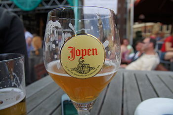 English: Jopen, a Haarlem brewery, produces th...