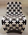 Joris laarman per joris laarman lab, sedia makerchair (puzzle), 2014.jpg