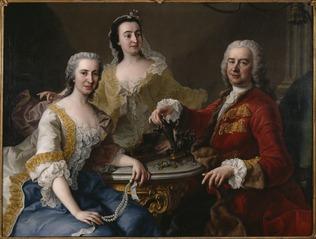 Joseph de France and his Family
