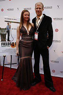 Josh and Rebecca Tickell at AFI Dallas.jpg