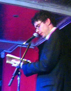 Joshua Ferris - Ferris in 2008