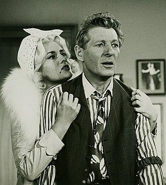 The Danny Kaye Show - Image: Joyce Van Patten Danny Kaye (1965)