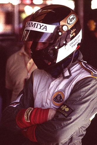 Julian Bailey - Image: Julian Bailey 1991 USA