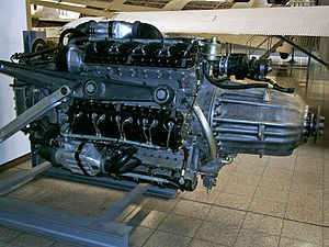 Bomber B - The Jumo 222 engine, on which so much depended concerning the Bomber B project