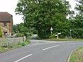 Junction of Rusper Road and Longhurst Lane near Rusper, West Sussex - geograph.org.uk - 31396.jpg