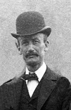 Henry Barnard Kümmel - Kümmel in 1897