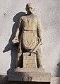 Kőműves szobor, Szobránc utca 27, 2018 Istvánmező.jpg