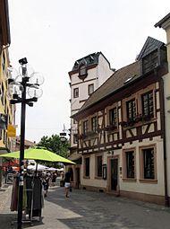 Konditorei Knapp Cafe Am Markt Ladenburg
