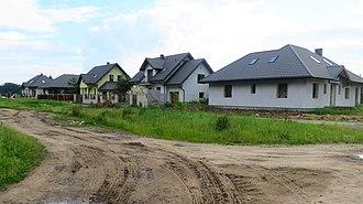 Kopana, Pruszków County - Image: KOPANA gm.Brwinów 01