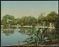 Kairo, Jardin Esbekieh LCCN2017657703.jpg
