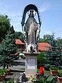 Kalwaria Zebrzydowska - Ogród, figura Matki Boskiej AL01.jpg