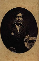 Kamehameha III, photograph by H. L. Chase, Mission Houses Museum Archives.jpg