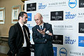 Kamel Alzarka talks to Paul Lamy at the Falcon Group Annual Trade and Corporate Finance Forum.jpg