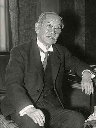 Kanō Jigorō - Kanō Jigorō c.1937