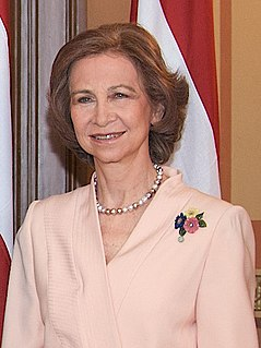 Queen Sofía of Spain Queen consort of Spain