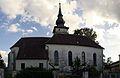 Kardašova Řečice kostel sv. Jana Křtitele - sever.jpg