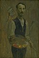 Karl Isakson - Self-Portrait - KMS3757 - Statens Museum for Kunst.jpg