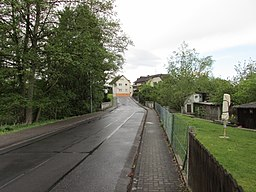 Karlsbader Straße in Buseck