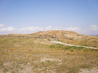 "Teishebaini - Karmir Blur ""Red Hill"""