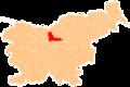 Karte Kamnik si.png