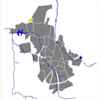 Tobias Hainyeko constituency