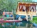 Kashmir Houseboats New Bul Bul Group Of Houseboats.jpg