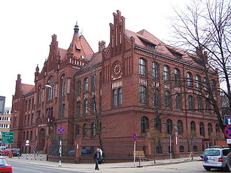 Henryk Górecki - The Academy of Music in Katowice where Górecki lectured from 1968