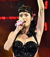 Katy Perry 2008