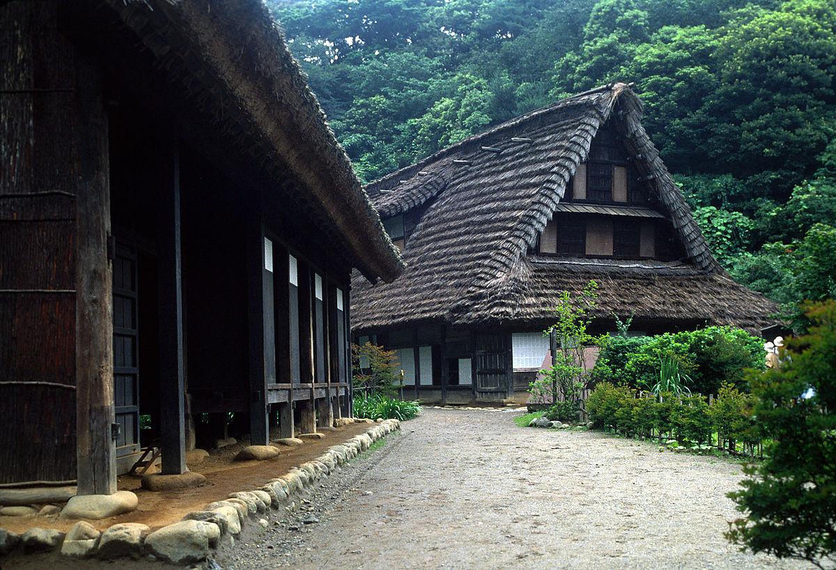 Nihon Minka En Wikipedia