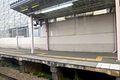 Keikyu Shinkoyasu Station platform - june 14 2015.jpg