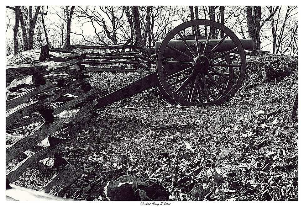 Kennesaw Mountian Cannon