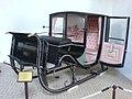 Keszthely, Helikon Kastélymúzeum, hintókiállítás, lovas szán, 25 remekművek.jpg