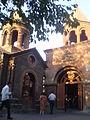 Khachqar in front of St. Zoravar Astvatsatsin church 9152218 31.JPG