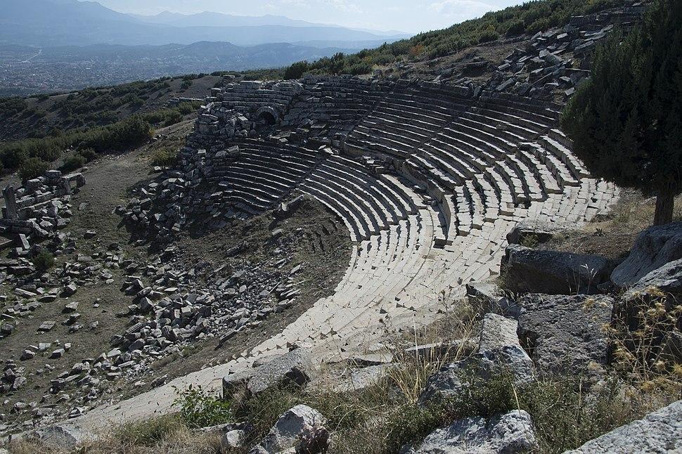 Kibyra Theatre 9919