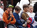 Kids in Rynok Square - Lviv - Ukraine (26572528033) (2).jpg