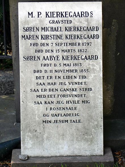 Søren Kierkegaard Wikiwand