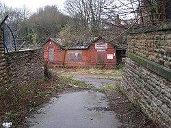 Kimberley (West) railway station (site), Nottinghamshire (geograph 4801719).jpg