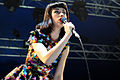 Kimbra @ Wellington Square (25 9 2011) (6202564956).jpg