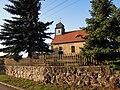 Kirche Grabo bei Straach -Südansicht straßenseitig- Ende September 2020.jpg