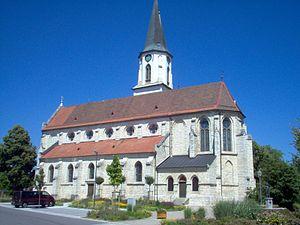 Hettingen - Church St. Martin Inneringen