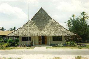 Politics of Kiribati - The Former Kiribati House of Assembly