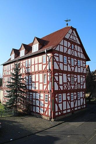 Kirtorf - Doktorhaus