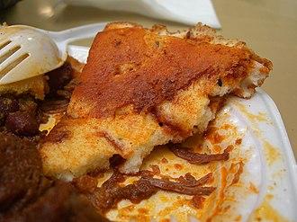 Ethiopian cuisine - Ethiopian kita herb bread