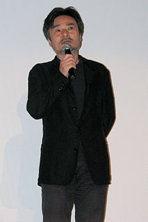 Japanese film director, screenwriter and film critic