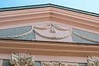 Klagenfurt Innere Stadt Wienergasse 10 Ossiacher Hof N-Seite Ziergiebel 13082018 6173.jpg