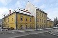 Klagenfurt Lerchenfeldstrasse Heeresspital 27112008 02.jpg