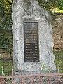 Klučov (okres Kolín), pomník padlým v obou světových válkách.JPG