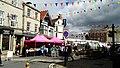 Knaresborough Market Place on Market Day (geograph 6328576).jpg