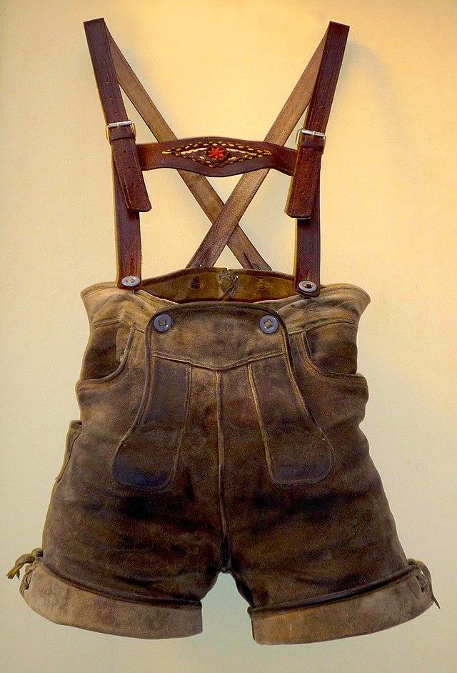 buy online 40e7b bf734 Lederhose - Wikiwand