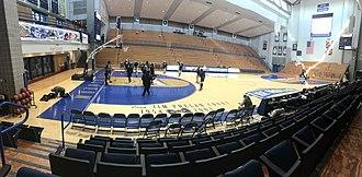 Knott Arena - Image: Knott Arena Panorama